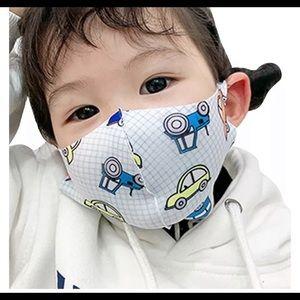 Kids car mask